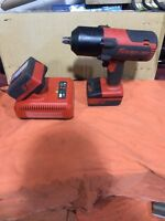 Snap On 1/2 inch drive cordless Impact