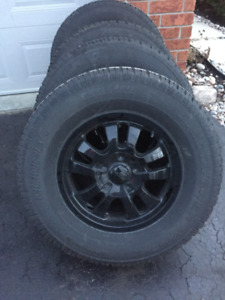 Cooper Discoverer M+S Winter Truck Tires