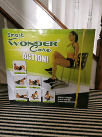 Smart WonderCore exercise machine