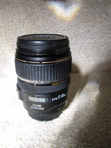 Canon EF-S 17-85mm IS USM Lens