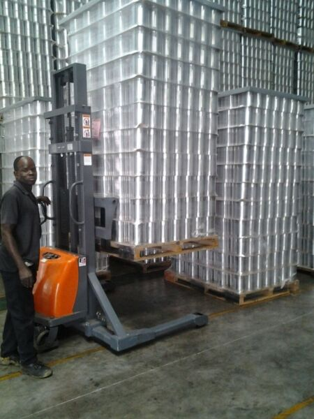 Electric Pallet Stacker (NEW) East Elite Lifting Equipment