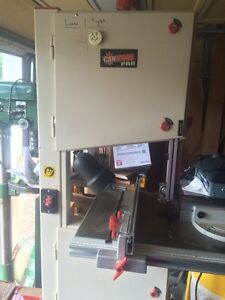 Canwood 1hp 14 inch bandsaw!