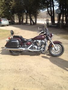 Yamaha V Star Tourer Motorcycles For Sale In Ontario