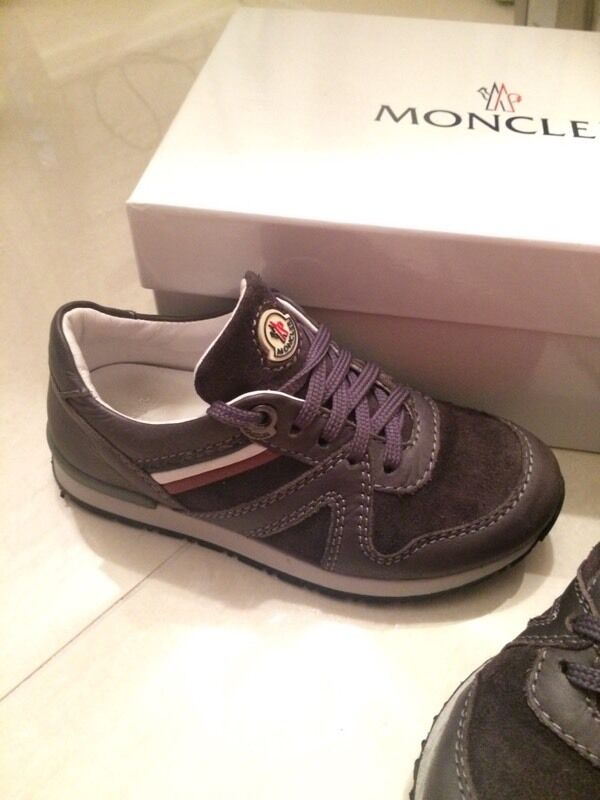 boys moncler trainers