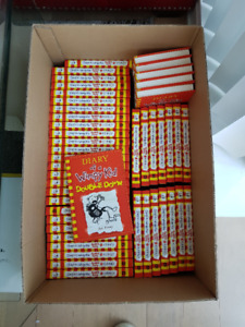 Diary of a Wimpy Kid Double Down Brand New