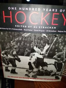 Book - One Hundred Years of Hockey
