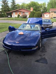 2004 Chevrolet Corvette (impecable)