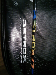Yonex Astrox 77 Badminton Racquet (Blue) - Very Good Condition