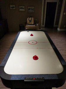 Quality air hockey table need gone need the space