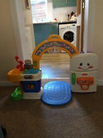 Fisher price toddler kitchen