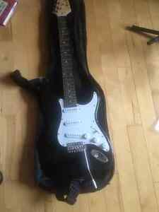 Electric Guitar  with lots of extras