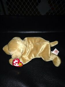 Fetch Ty beanie baby still has tags price firm London Ontario image 1