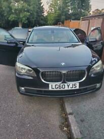 image for 2010 BMW 7 Series 3.0 730LD SE 4d 242 BHP Saloon Diesel Automatic