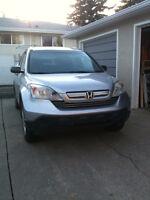 2009 Honda CR-V EX SUV, Crossover  $11,000.00 OBO.