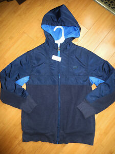 Boys Jackets - Size 8, 12 & 14