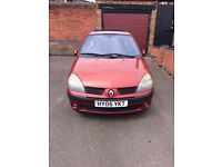 Renault Clio - Low Milage
