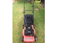 Mountfield SP454 self propelled petrol lawnmower