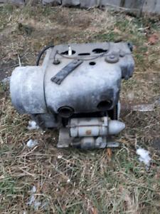 Skidoo 377cc motor