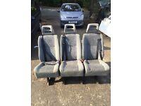 Vauxhall Vivaro mini bus seats 55mod