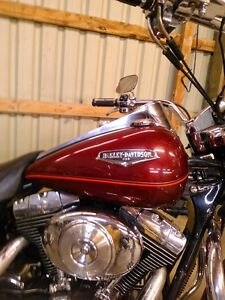 2002 HARLEY DAVIDSON ROAD KING W CLEAN TITLE COULD PART IT OUT Windsor Region Ontario image 6