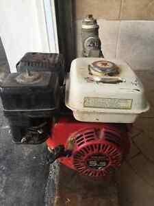 Honda Hot Water Pump