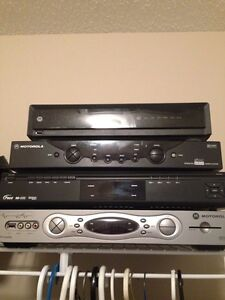 Mixed lot of Shaw PVR and Non Pvr digital cable boxes