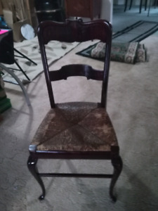 Beautiful antique chair