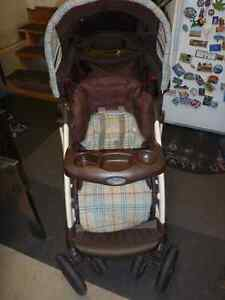 Graco Quattro Tour Stroller & Travelling System West Island Greater Montréal image 1