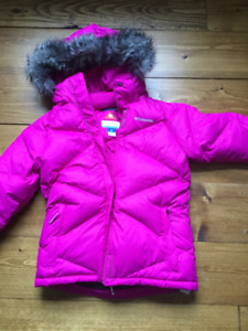 Girls winter coat size L ( 14-16)