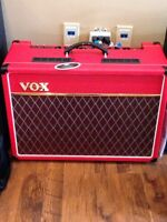 VOX limited addition red AC15C1