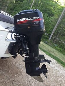 75HP Mercury ELPTO