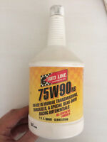 RED LINE Synthetic 75W90NS Gear Oil