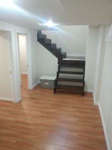1 Bedroom in shared 2 Bds Basement Apartment  From November 1st)