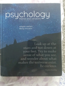 Psych 1010 text book