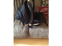 Mothercare Expedior Pram and Car Seat (Hardly Used)