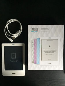 Kobo Touch eReader- Lilac