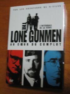 The lone Gunmen, série complète (dvd région 2)
