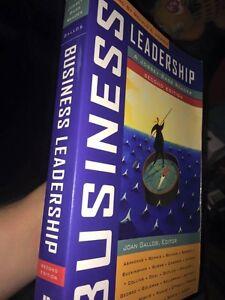 Business Leadership textbook, by Joan Gallos Kitchener / Waterloo Kitchener Area image 2