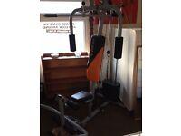 Multi gym.