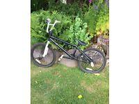 Haro BMX stunt bike