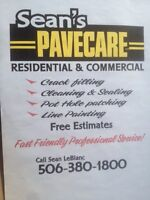 SeansPaveCare Driveway Cleaning & Sealing