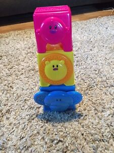 Fisher price stackable animals London Ontario image 1