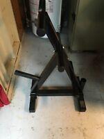 Powertec Weight Rack