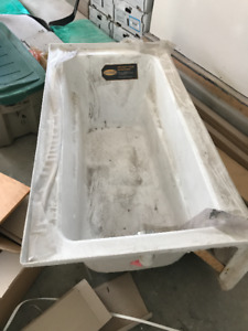 "NEW ""JACUZZI BRAND"" SOAKER TUB"