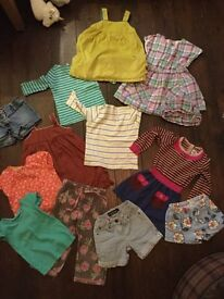 Boden age 2-3 girls bundle