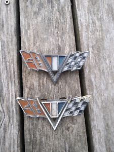Chevrolet Bowtie Emblems