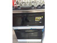 As new zanussi ceramic electric cooker