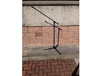 Microphone stand / boom