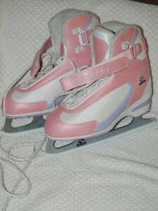 Patins patinage artistique fille - Girl's Figure Ice Skate  #2