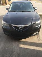 Mazda 3 2008 emission&safety!!